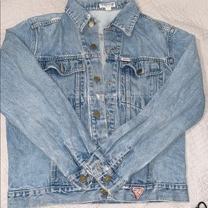 VINTAGE! GUESS Denim Jacket